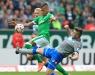 1. Bundesliga 14/15 - SV Werder Bremen vs. TSG 1899 Hoffenheim.